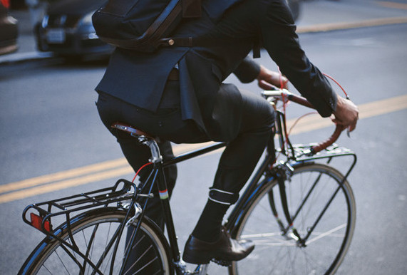 Commuter Suit by Parker Dusseau