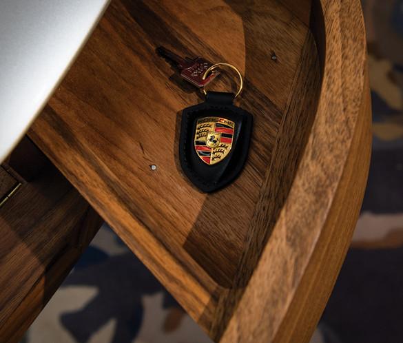 Porsche 911 Writing Desk
