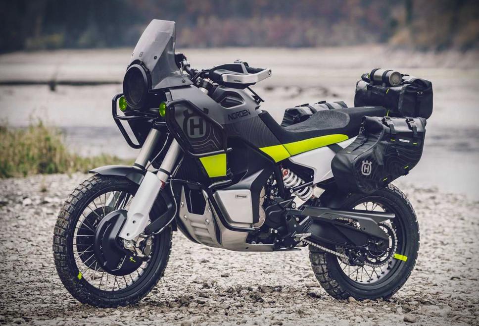 Husqvarna Norden 901 Adventure Bike