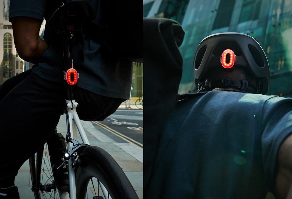 Beryl Pixel Dual Bike Light