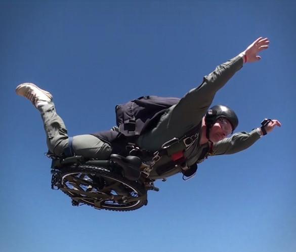Montague Paratrooper Pro