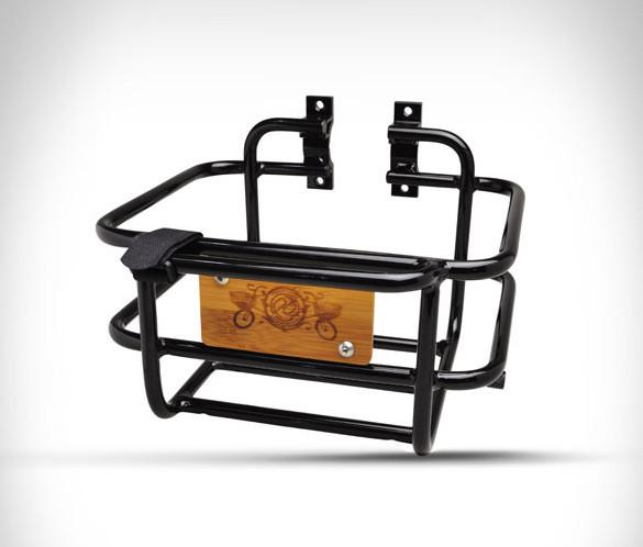 PDW Cargo Basket