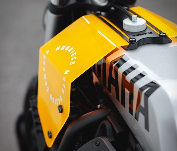 Hookie Yamaha XSR700