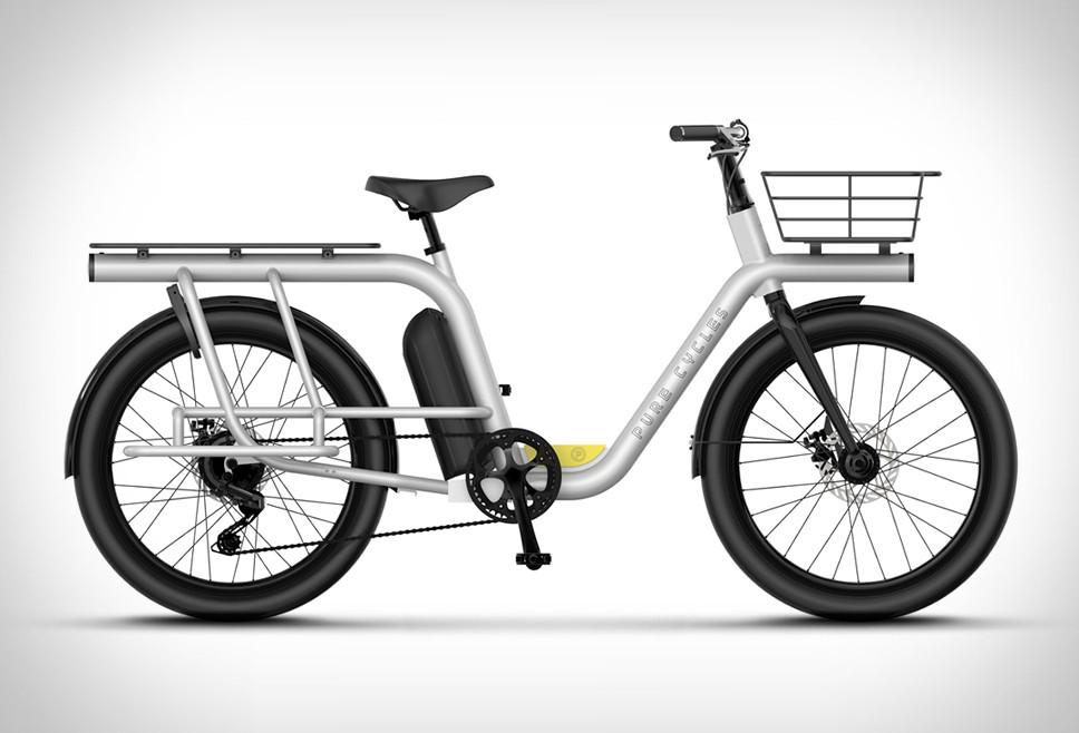 Capacita Cargo E-Bike