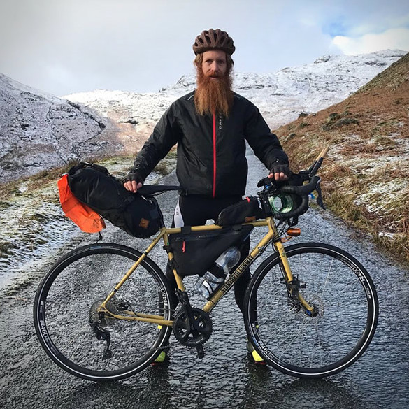 Stanforth Conway Touring Bike