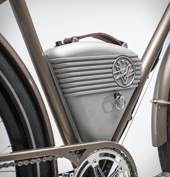 Vintage Electric Cafe E-Bike