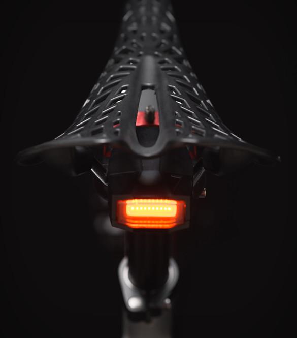 Equilibrium Bike