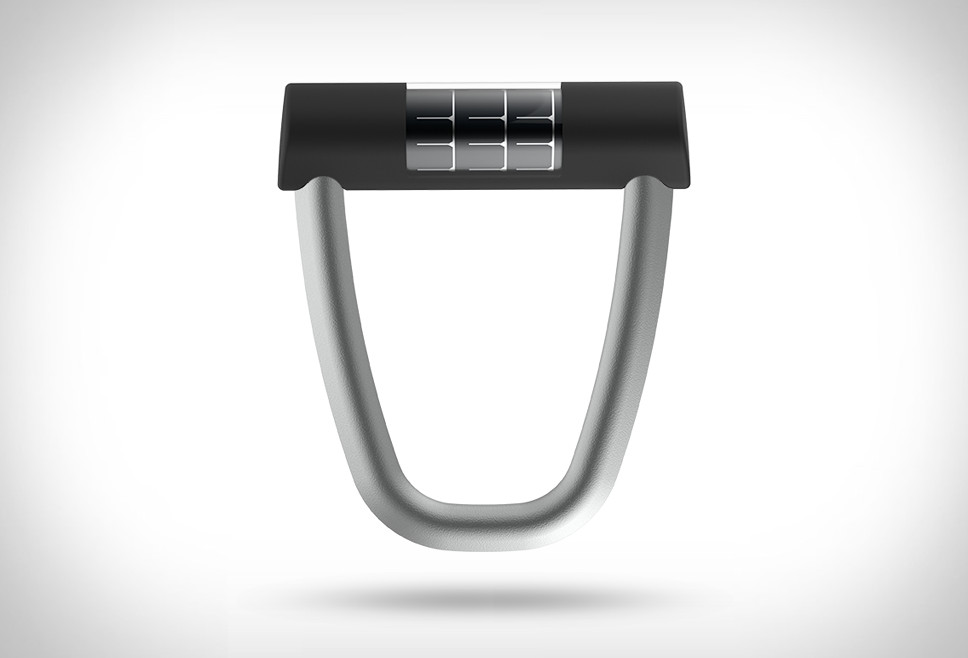 Ellipse Smart Bike Lock