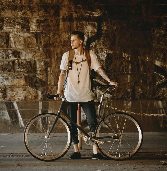 Urwahn Stadtfuchs Bike
