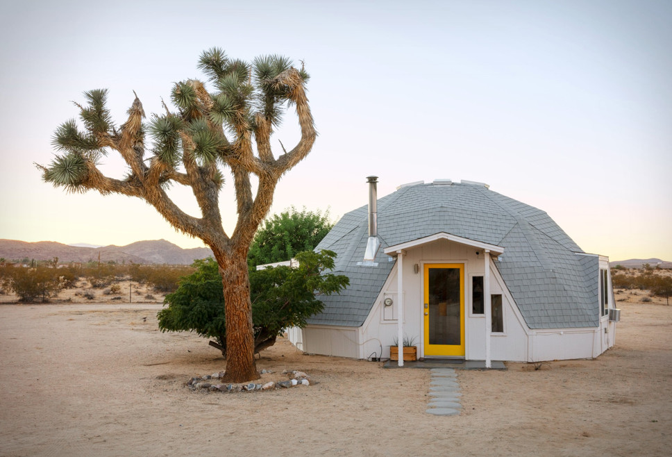 Dome In The Desert