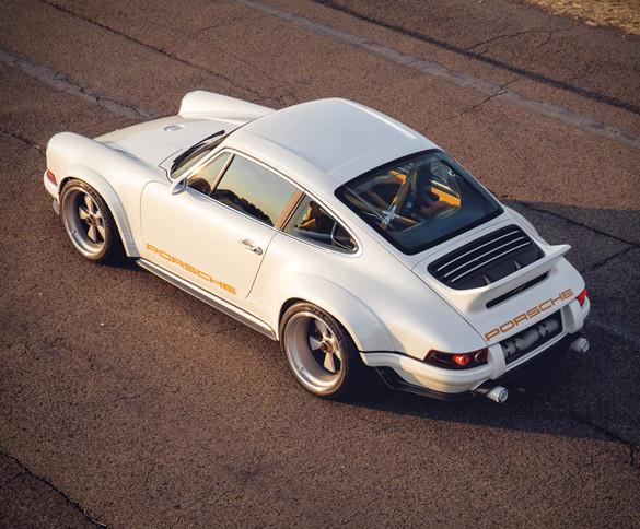 Porsche Singer DLS Goodwood