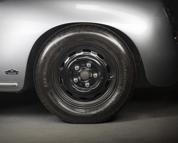 1965 Porsche 356 Outlaw