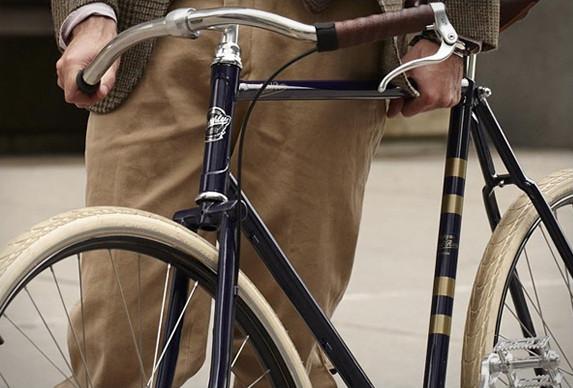 Велосипед ограниченной серии от Ralph Lauren & Pashley Cycles