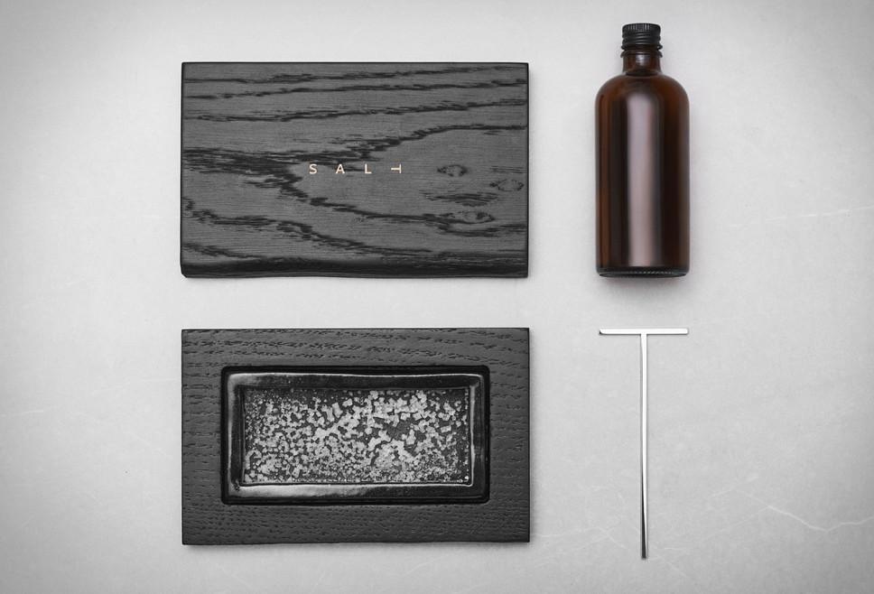 Boir Portable Saltworks