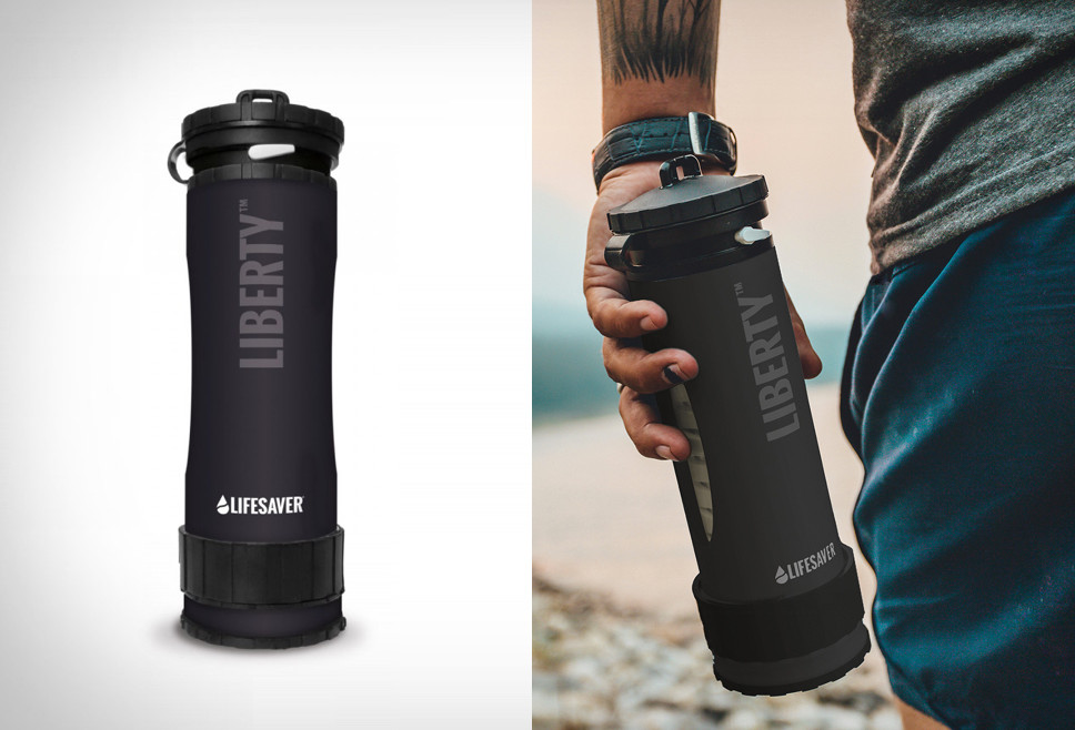 Lifesaver Liberty Bottle
