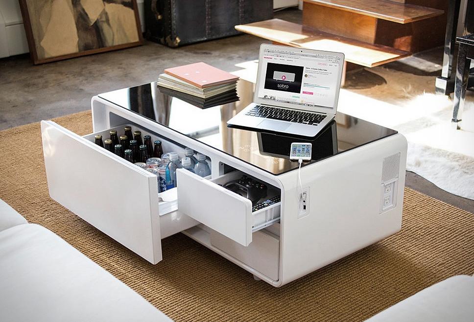 Sobro Cooler Coffee Table