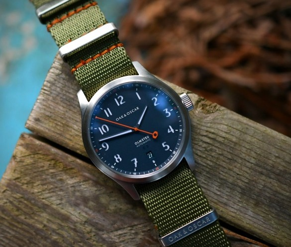 Oak & Oscar Olmsted Watch
