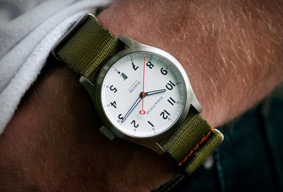 Oak & Oscar Olmsted Watch