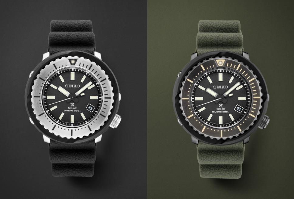 Seiko Prospex Street Series Diver Watch