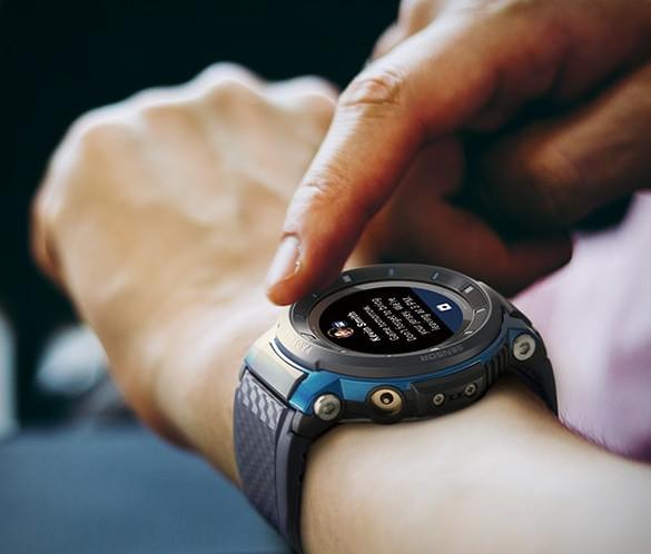 Casio WSD-F30 Smartwatch