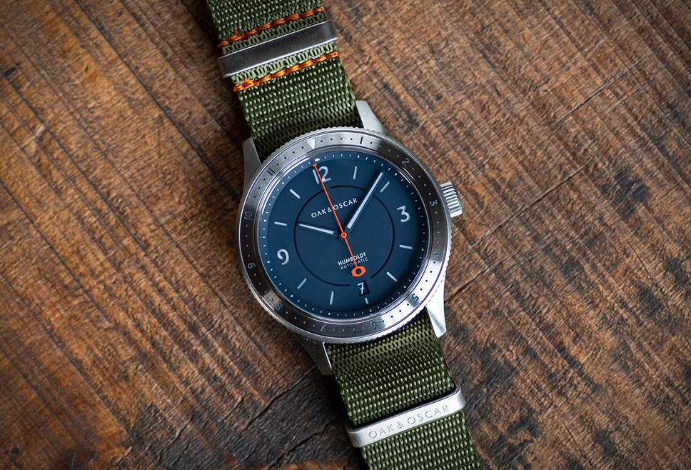 Oak & Oscar Humboldt Watch