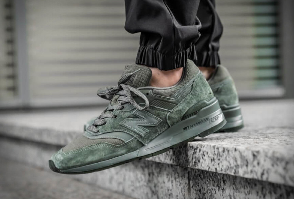 New Balance 997 Super Fabric
