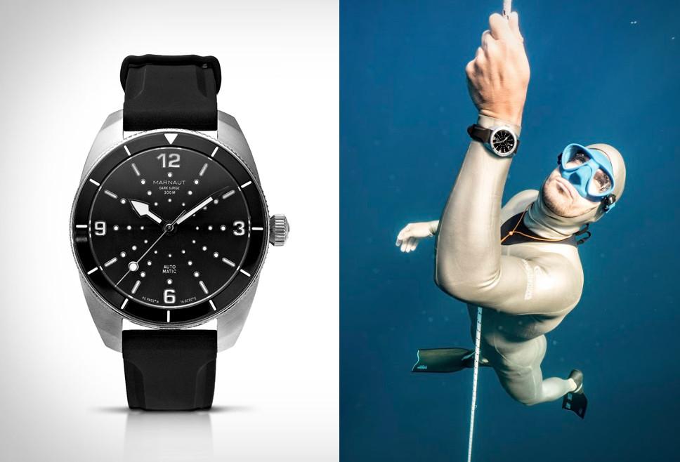 Marnaut Dive Watch