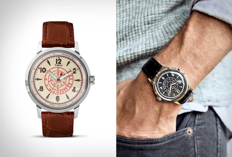 Timex x Todd Snyder Beekman Watch