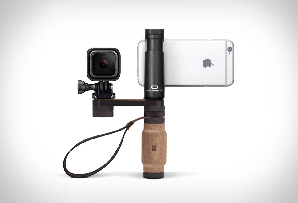 Shoulderpod Modular Smartphone Rig