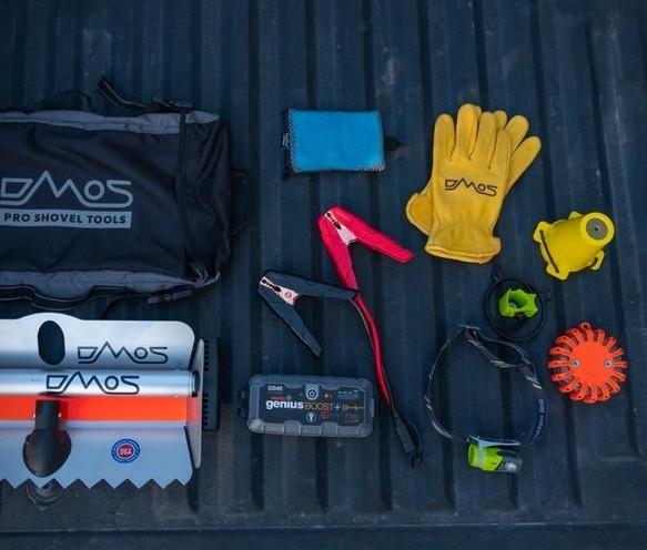 DMOS Stealth Roadside Kit