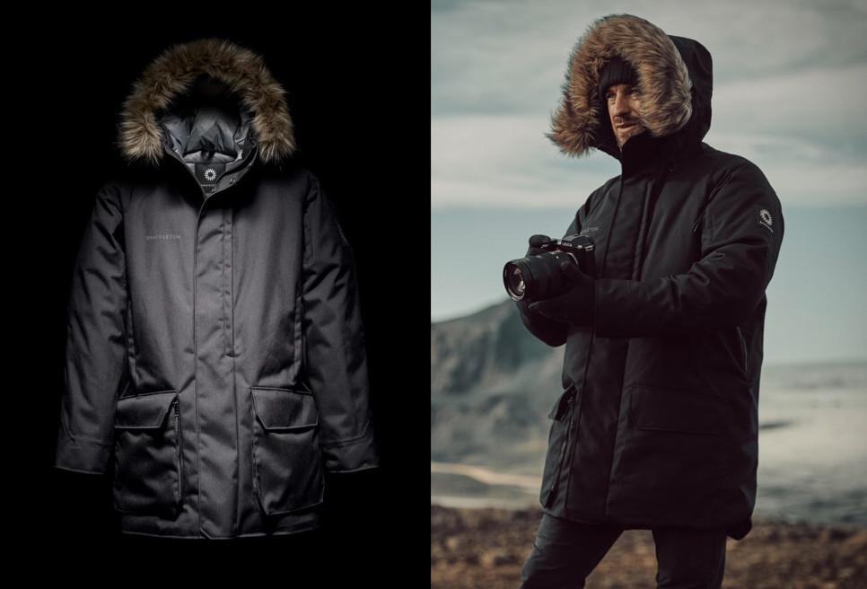 Frank Hurley Photographers Jacket