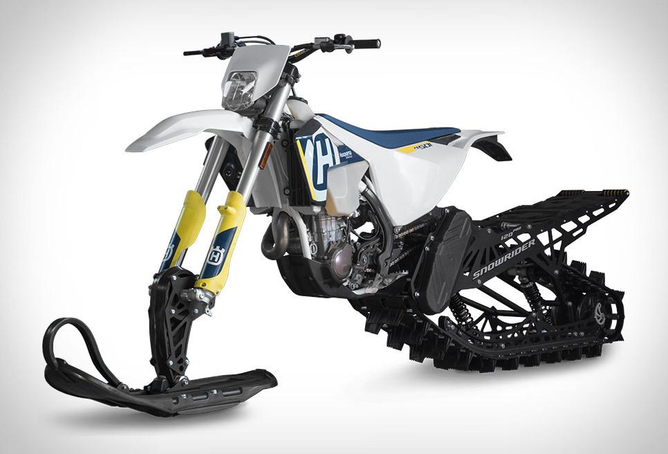 Snowrider Dirt Bike Snow Kit
