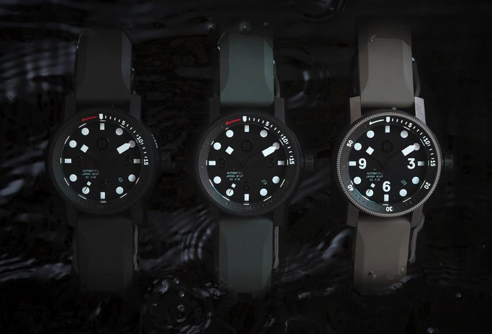 Minus-8 Diver 2020