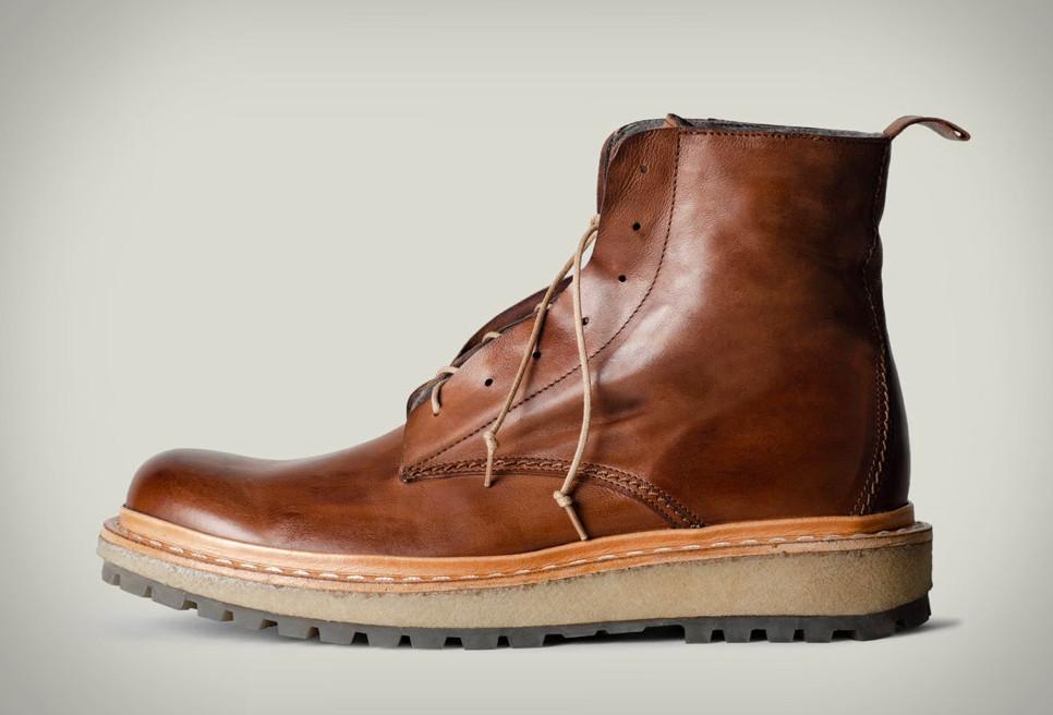 Hardgraft Big Brown Boots