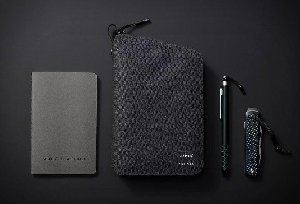 Aether x James Brand EDC Kit