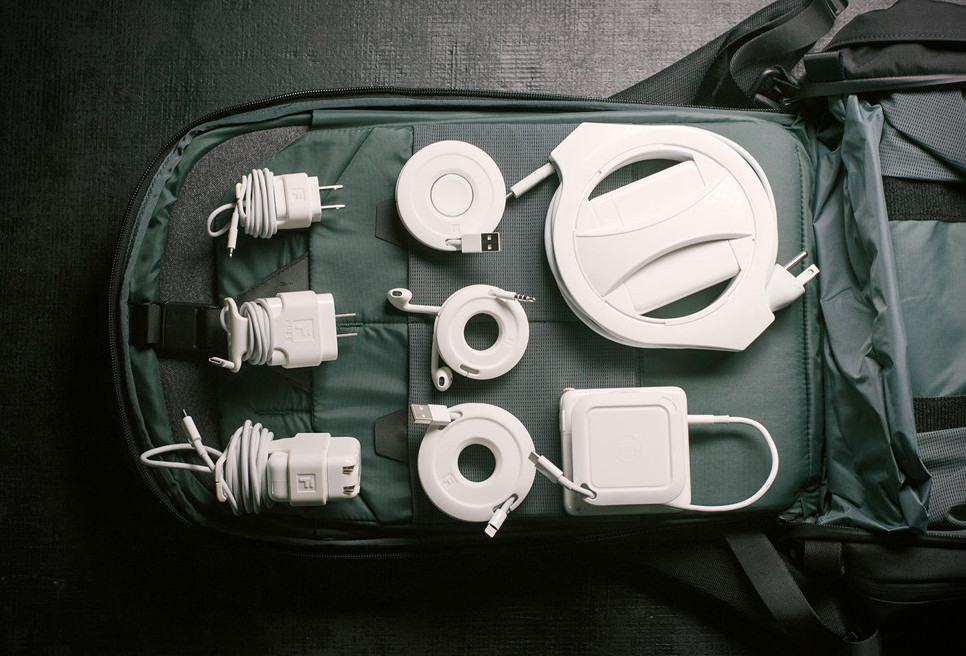 Fuse Cable Organizers