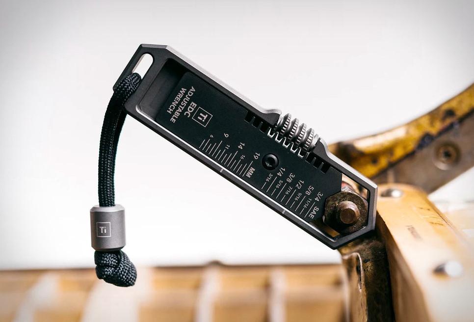 Ti EDC Wrench