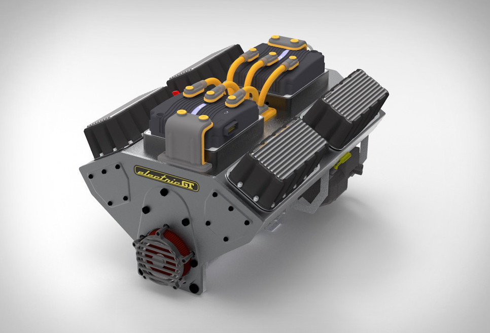 Electric GT EV-Conversion Crate Motor