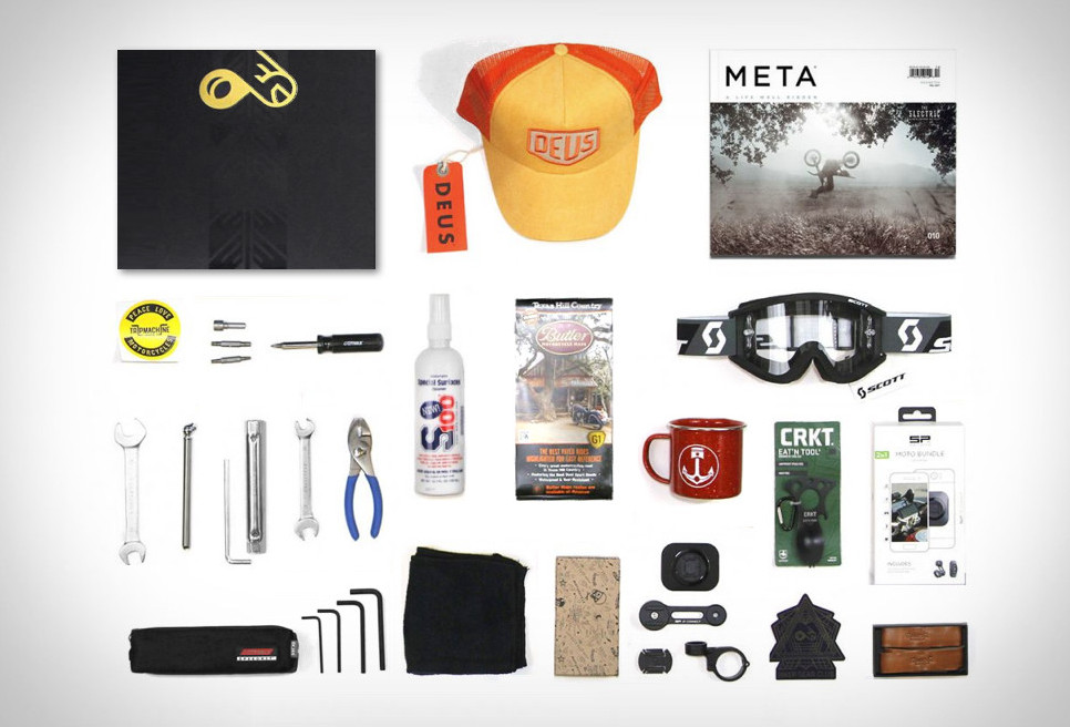 Biker Gear Subscription Boxes