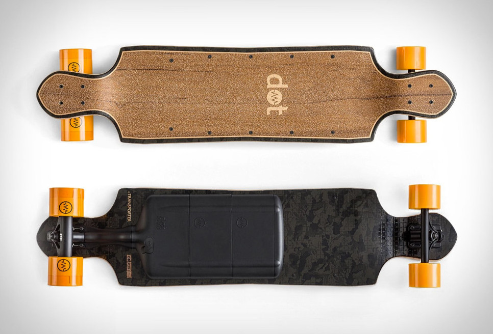 Dot Electric Skateboard