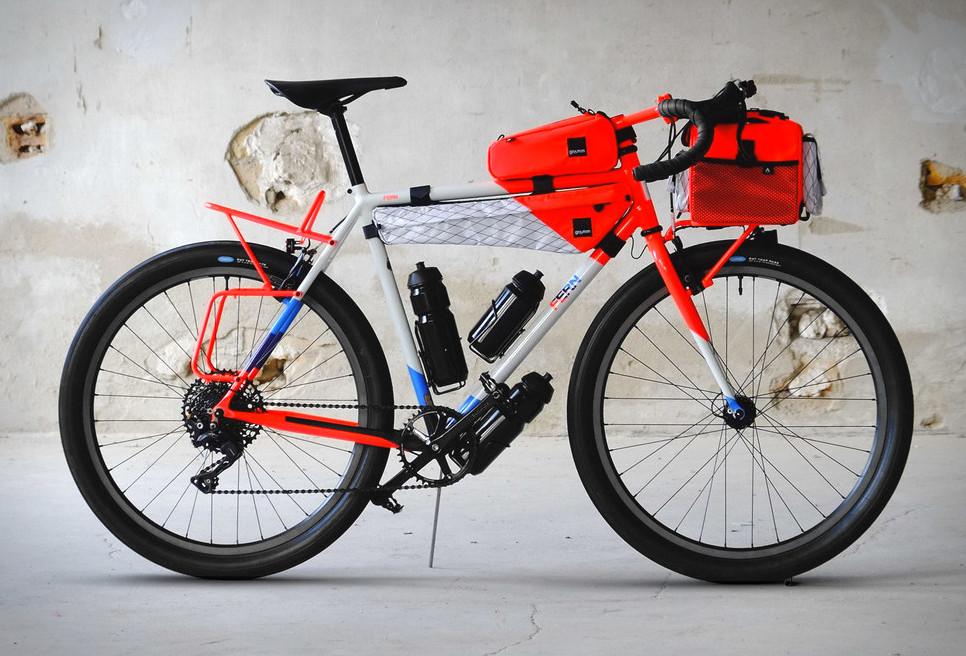 Fern GS Chacha Dakar Touring Bike