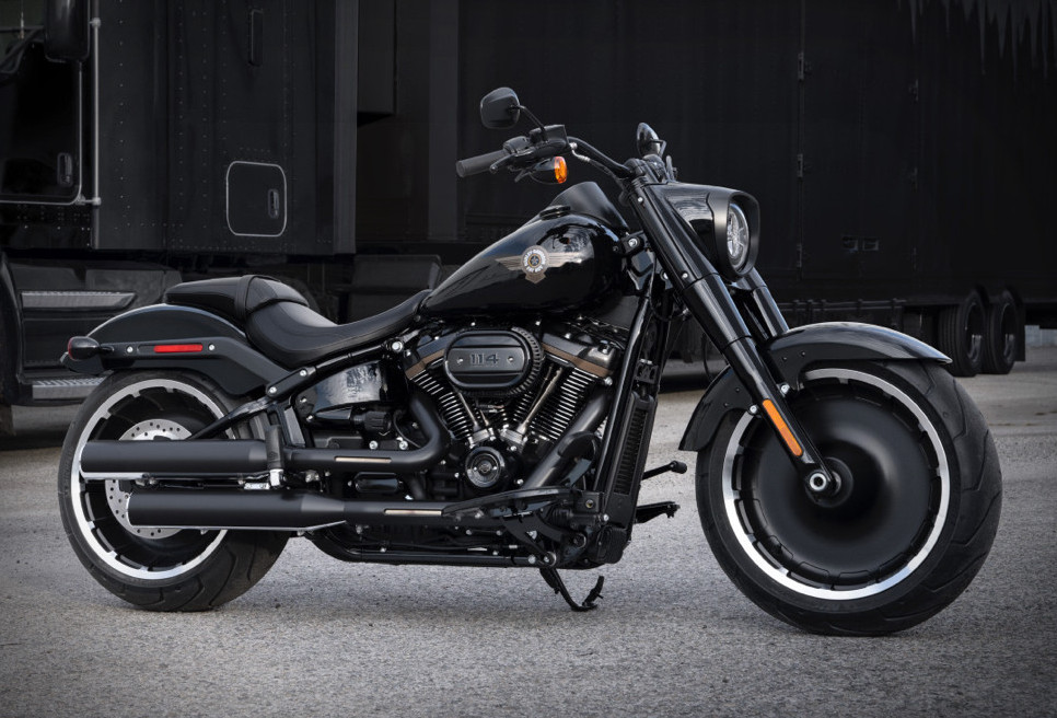 Harley Davidson Fat Boy 30th Anniversary Model