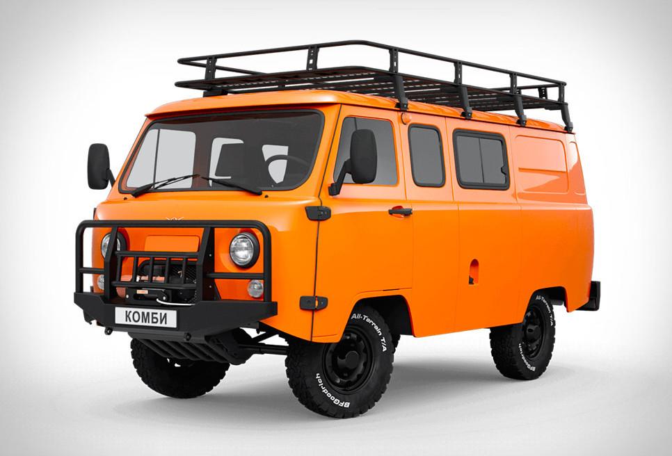 SGR Expedition Van
