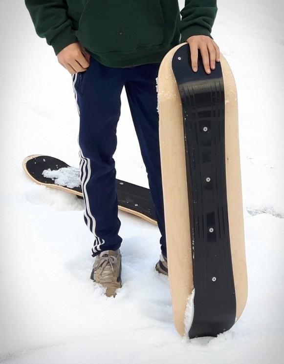Slopedeck Snowskate
