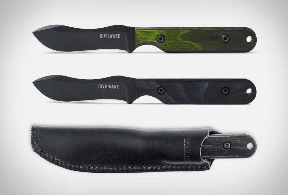 Civilware Striker LTD Fixed Blade