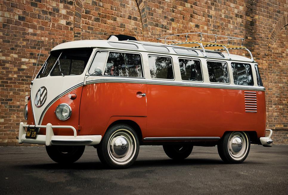 Volkswagen e-BULLI Electric Microbus