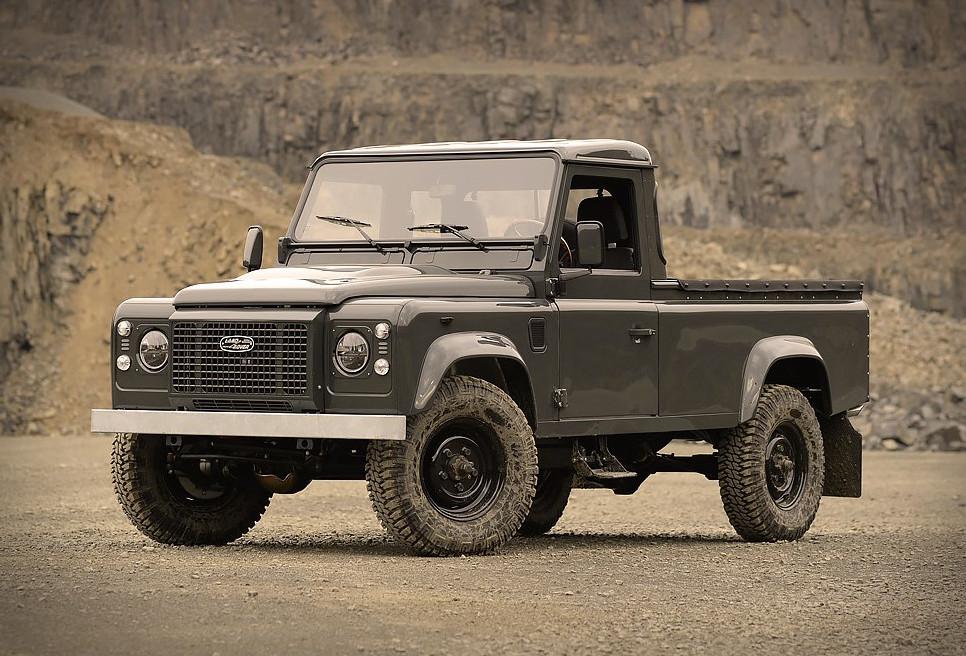 1990 Defender 110 Pickup