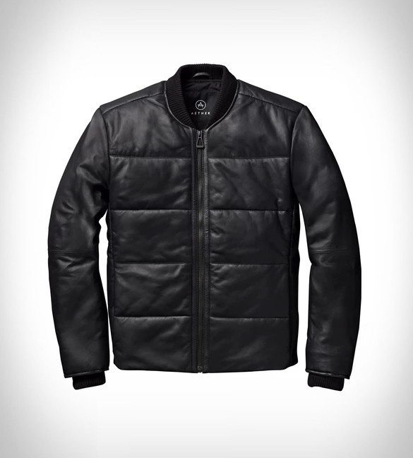 Aether Foster Leather Jacket