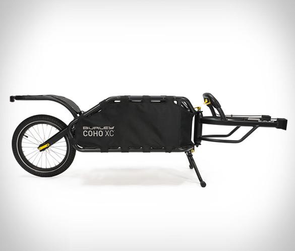 Burley Coho XC Bike Cargo Trailer