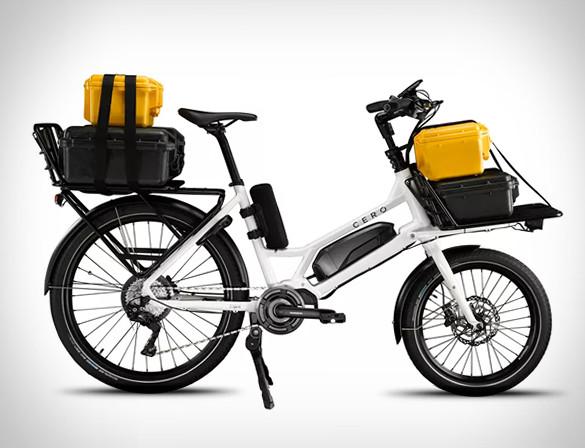 Cero One Cargo Ebike